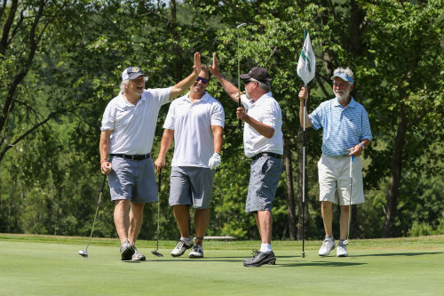 NH Big A Golf – Annual Hockey of Classic Legends Hit