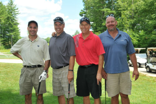 Golf Legends of Another 2014 Success Big Classic – NH Hockey