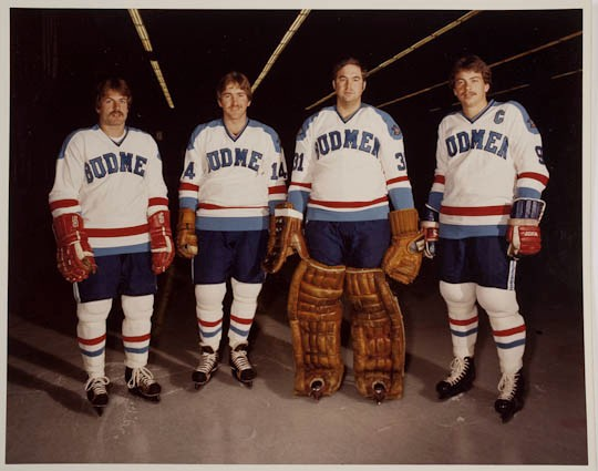 1980s Four Budmen Players