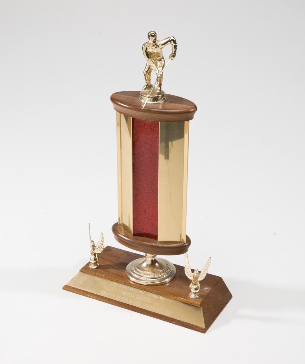 1965-66 Sportsmanship Trophy