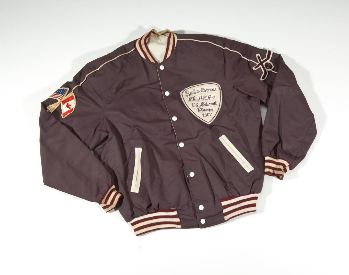 1967 Berlin Maroons Championship Jacket