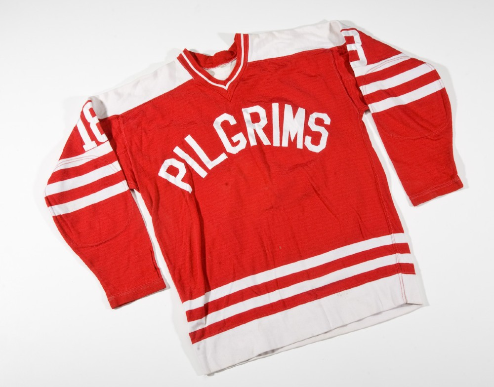 NEC Pilgrims jersey