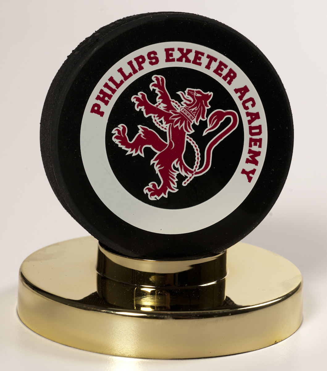 Phillips Exeter Academy puck