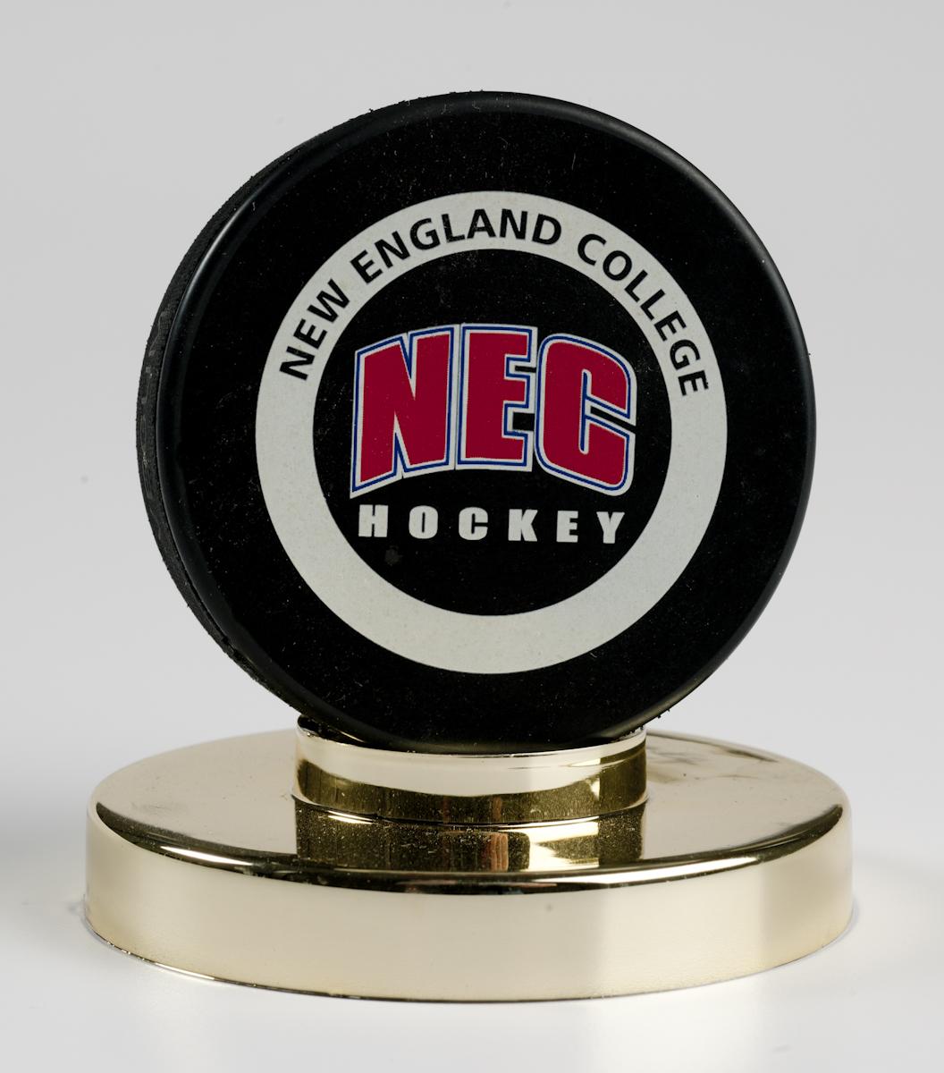 NEC hockey puck