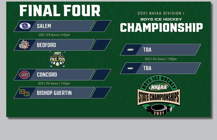 2020-2021 High School Hockey State Championships